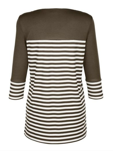 Amy Vermont Shirt With Stripe On The Body