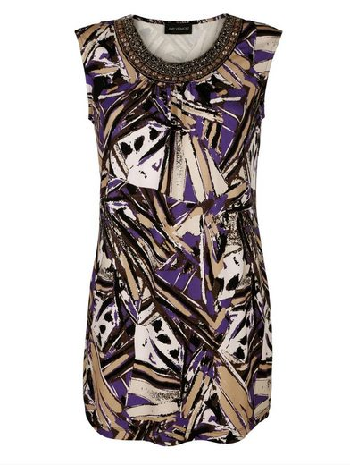 Amy Vermont Top Allover Printed