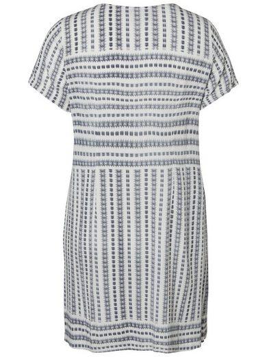JUNAROSE Gemustertes Kleid