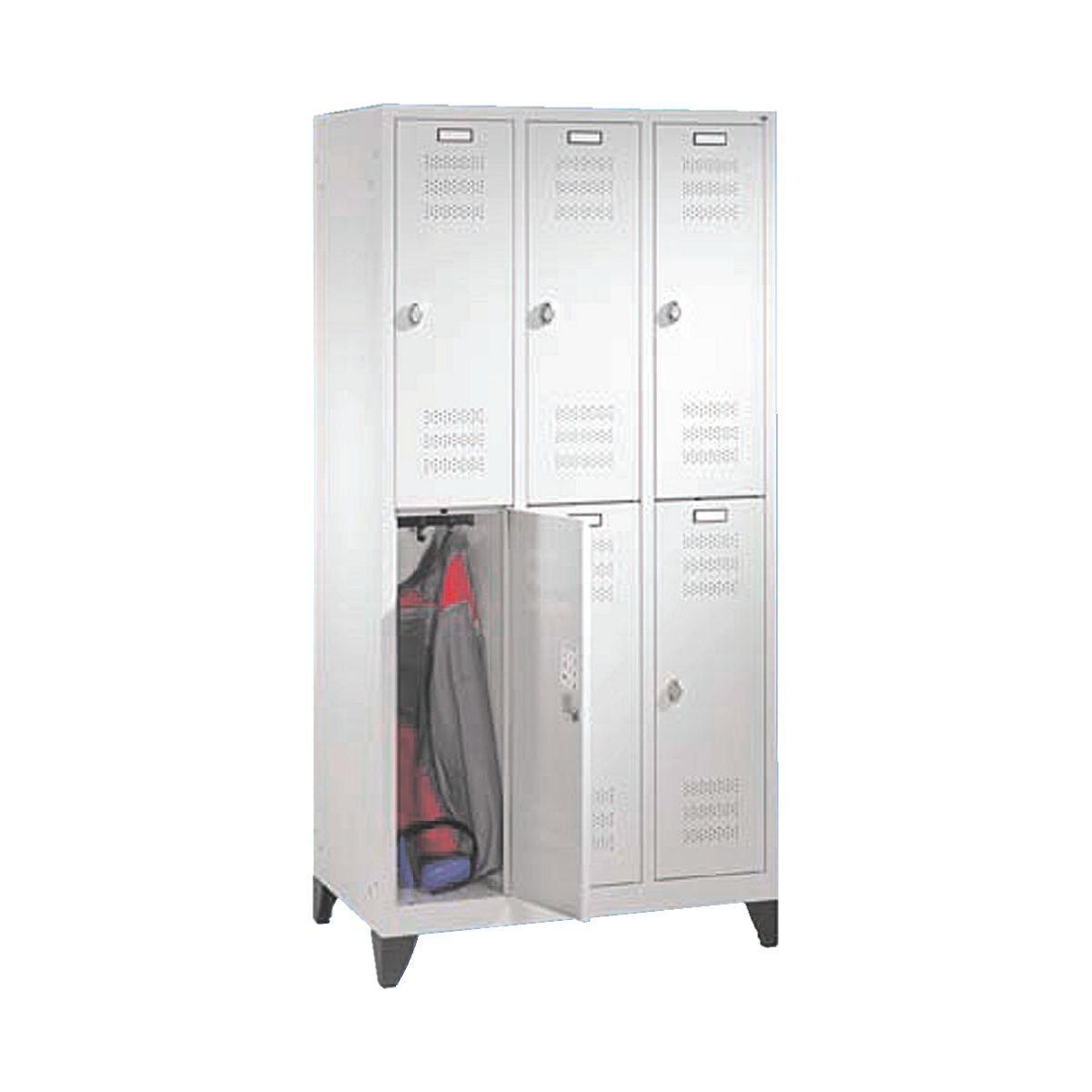 CP Garderobenschrank - broschei