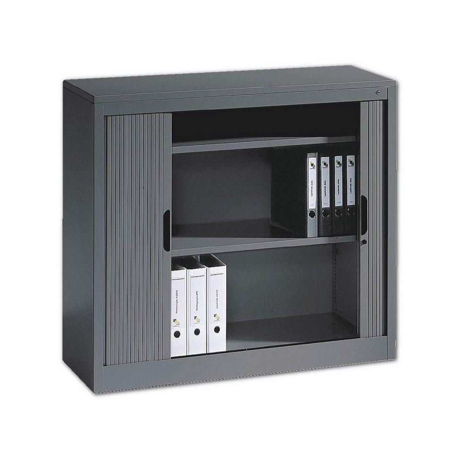 cp stahlschrank mit rollladen online kaufen otto. Black Bedroom Furniture Sets. Home Design Ideas