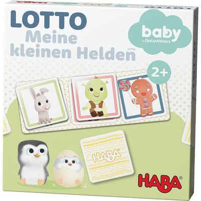 Haba Lotto - Meine kleinen Helden Sale Angebote Groß Luja