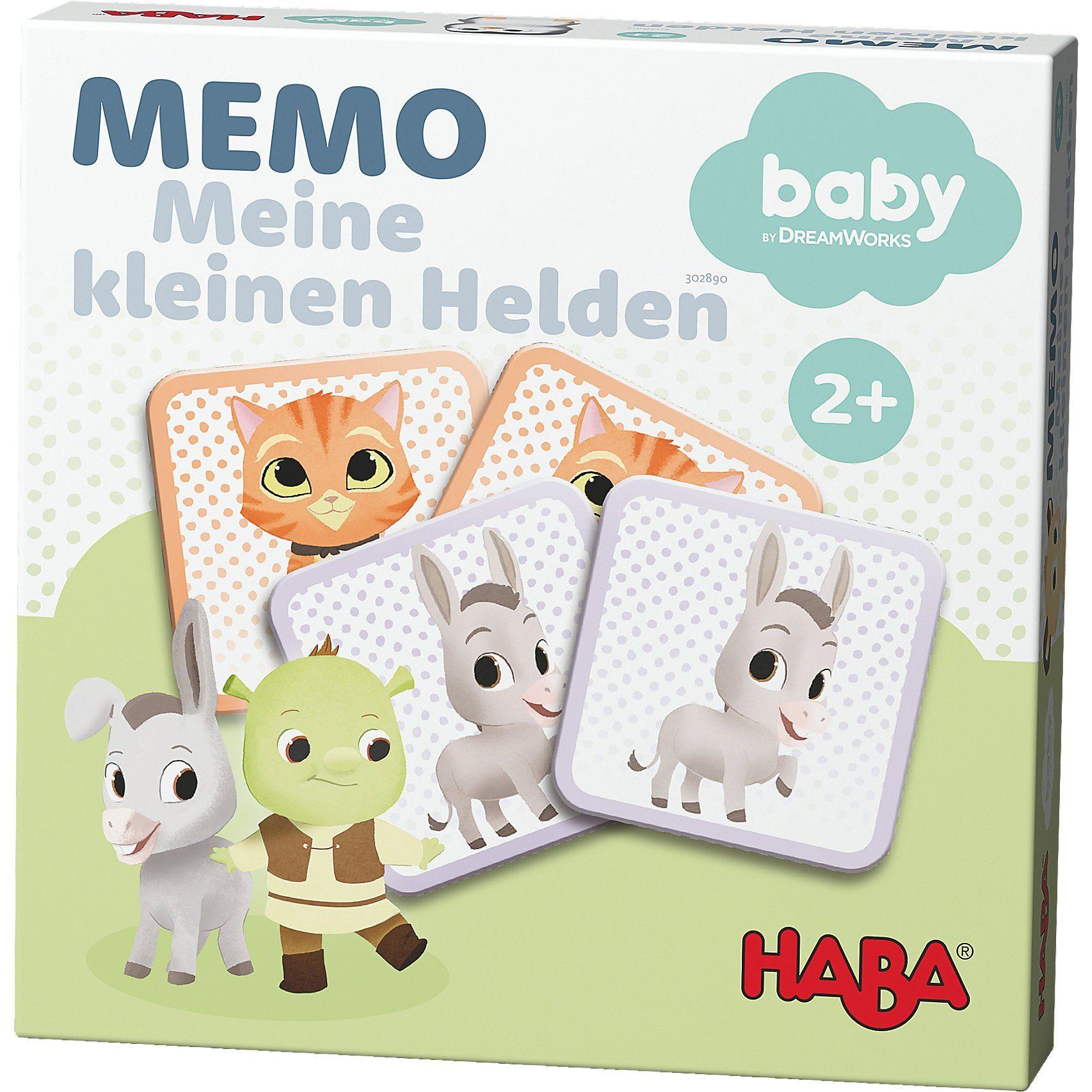Haba Memo - Meine kleinen Helden