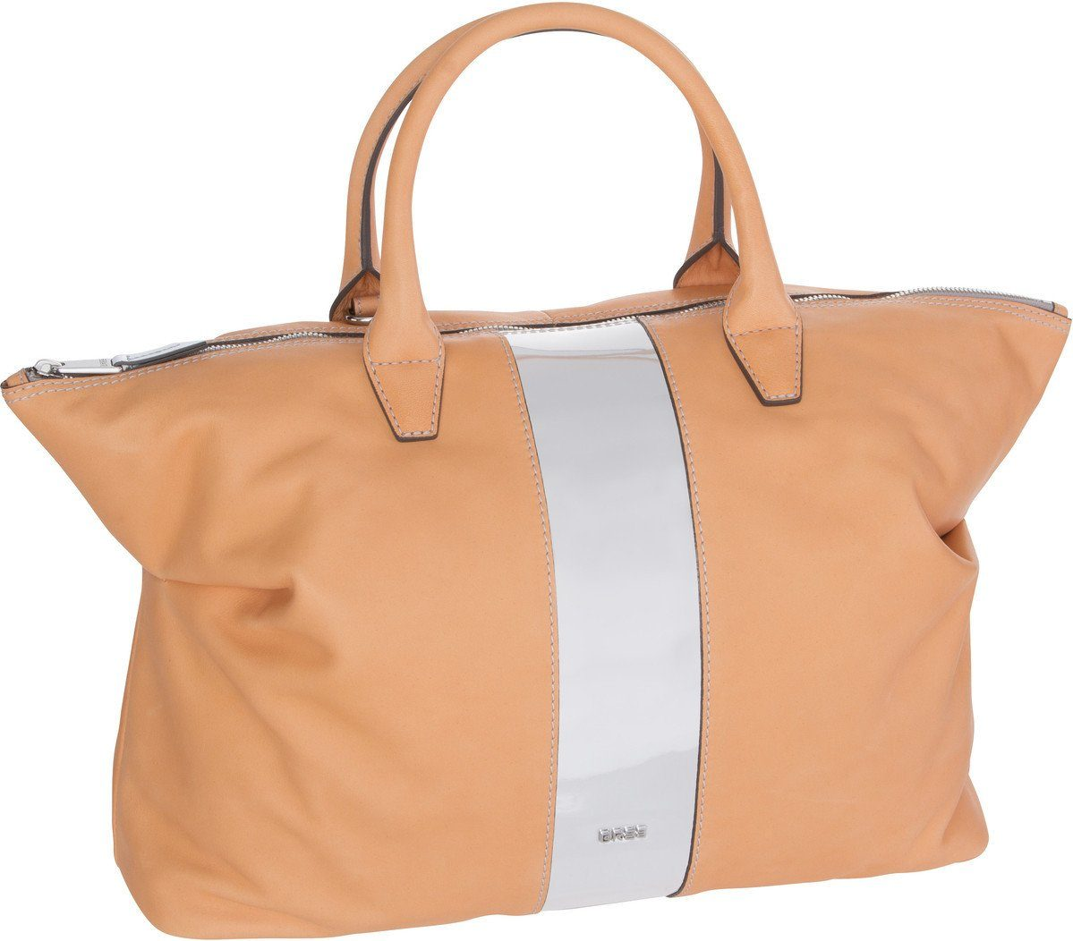 BREE Handtasche »Icon Bag Silver«