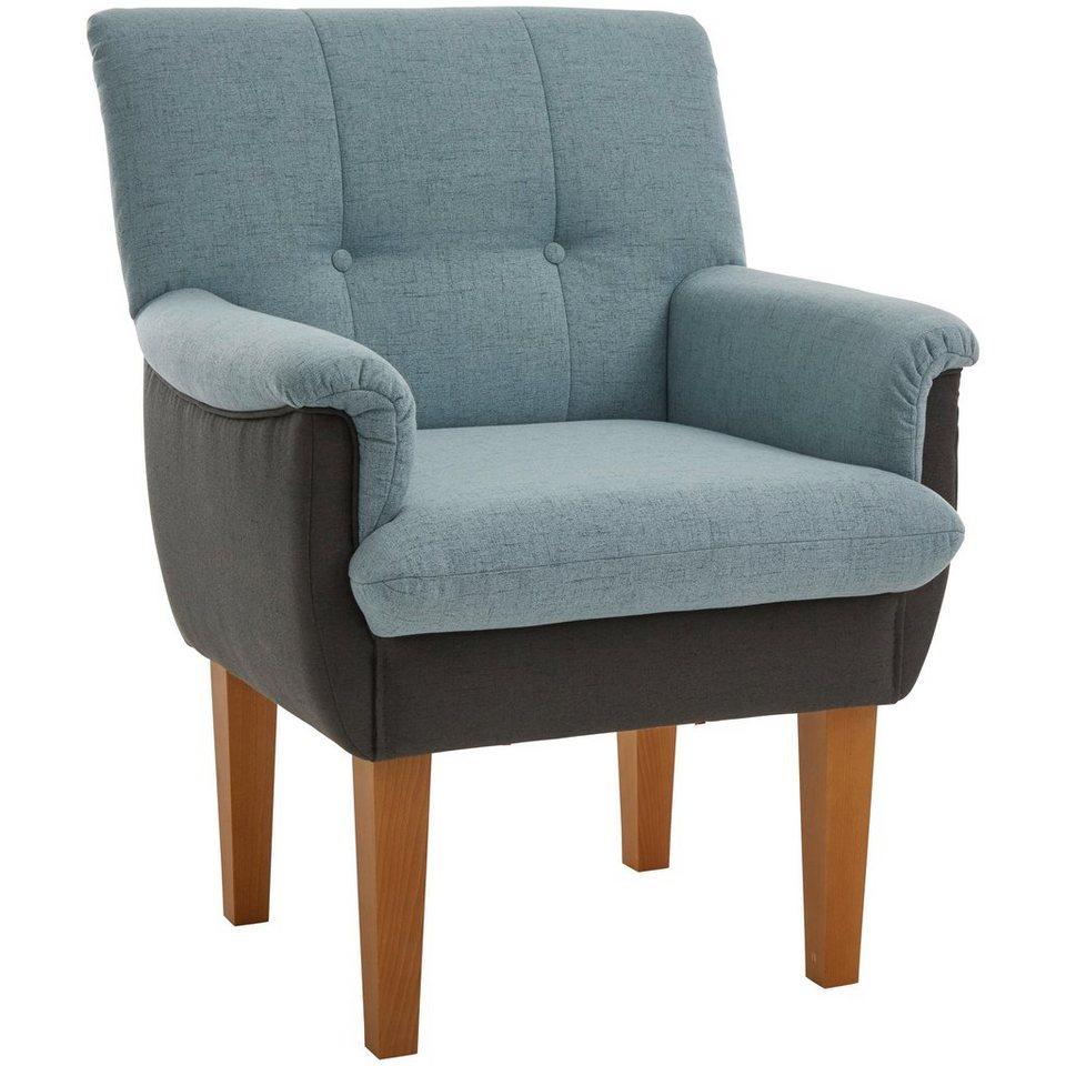gmk home living sessel luunja in 2 farben otto. Black Bedroom Furniture Sets. Home Design Ideas