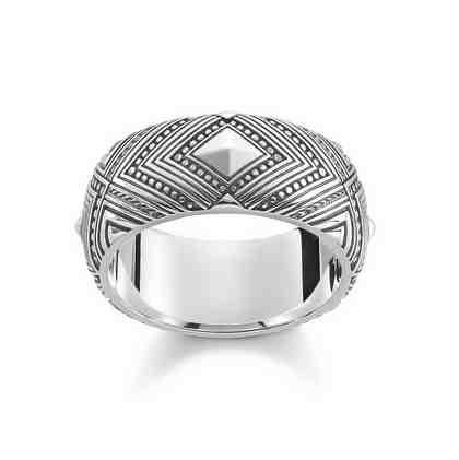 THOMAS SABO Fingerring »Afrika Ornamente, TR2127-637-21«