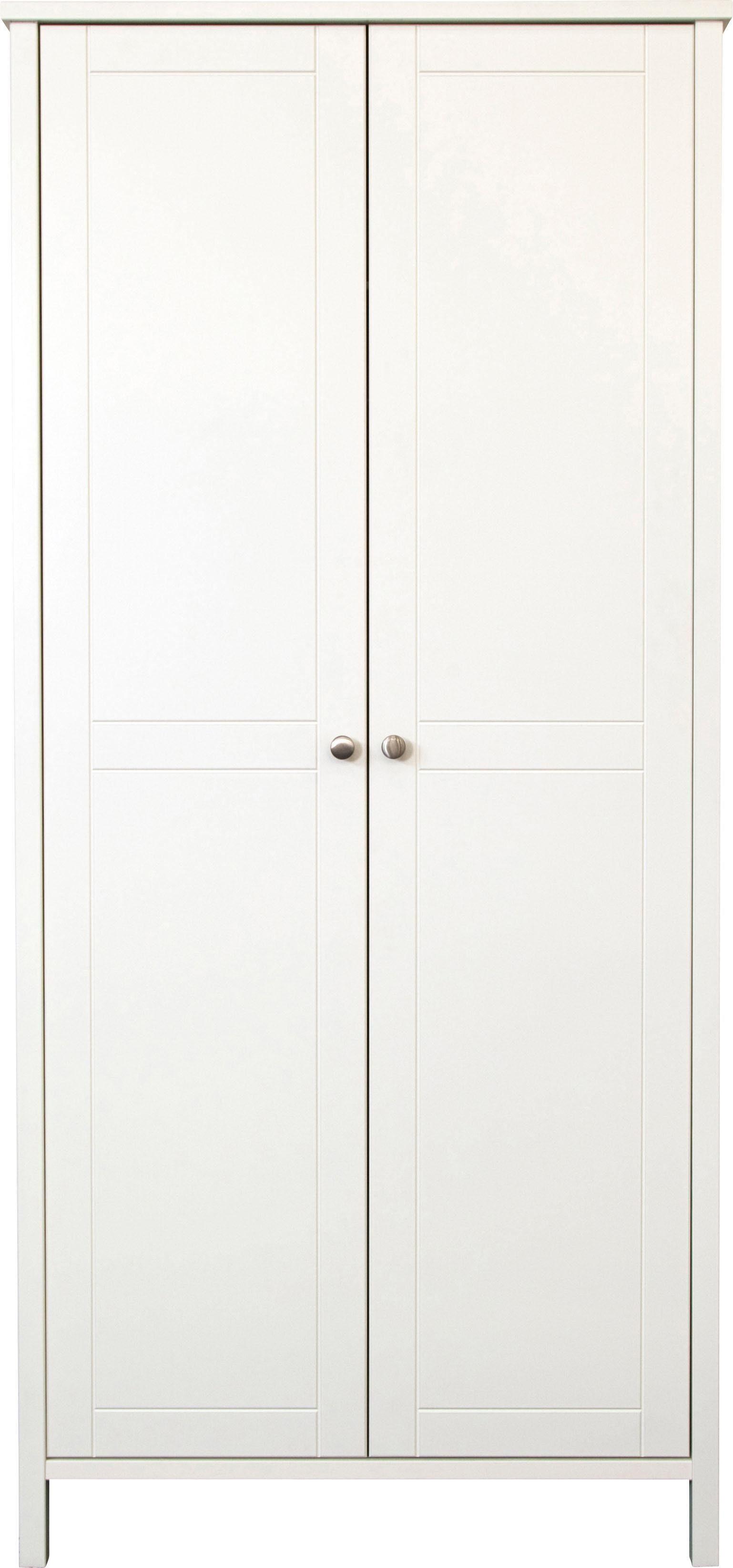 Home affaire Kleiderschrank «Tromsö», 2-trg., Breite 90 cm