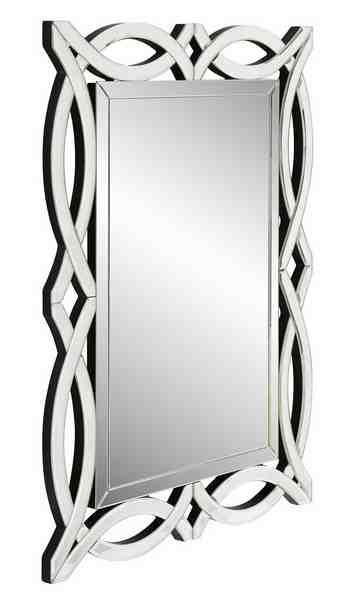 GMK Home & Living Spiegel mit Dekorrahmen