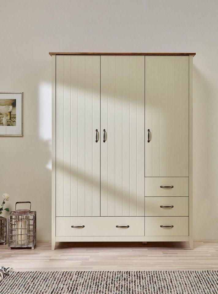 Home Affaire Kleiderschrank Norfolk 3 Trg Breite 142 Cm Online Kaufen Otto