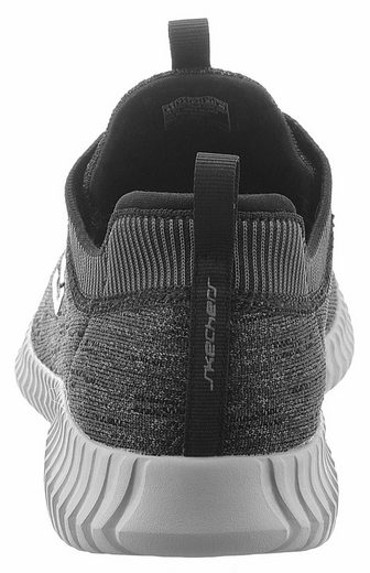 Skechers Slip-on Sneaker, With Reflective Elements