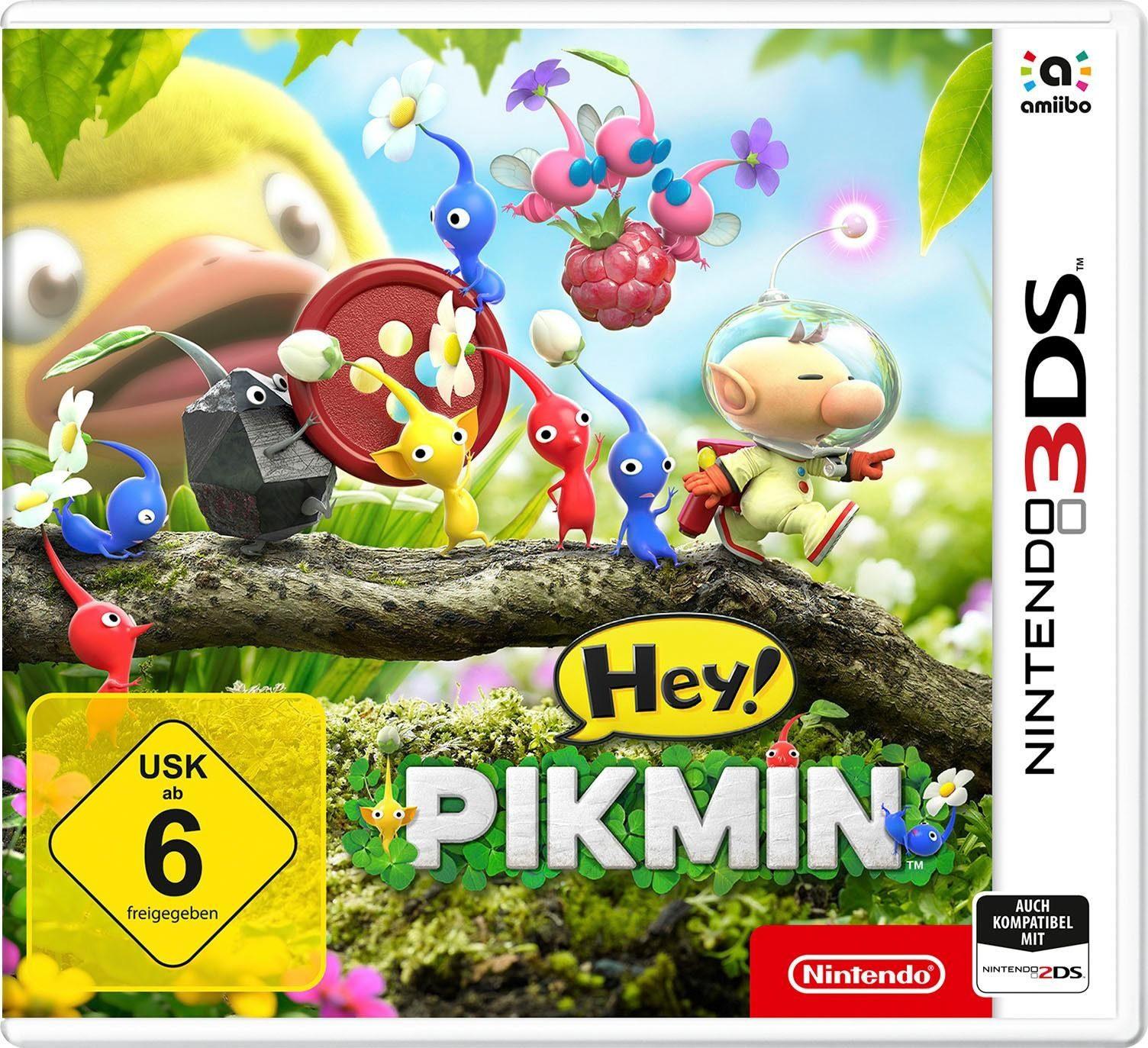 Hey! PIKMIN Nintendo 3DS