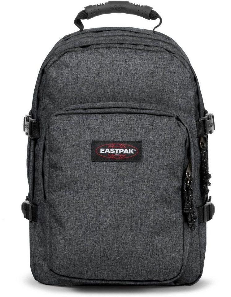 eastpak rucksack mit laptopfach provider black denim online kaufen otto. Black Bedroom Furniture Sets. Home Design Ideas
