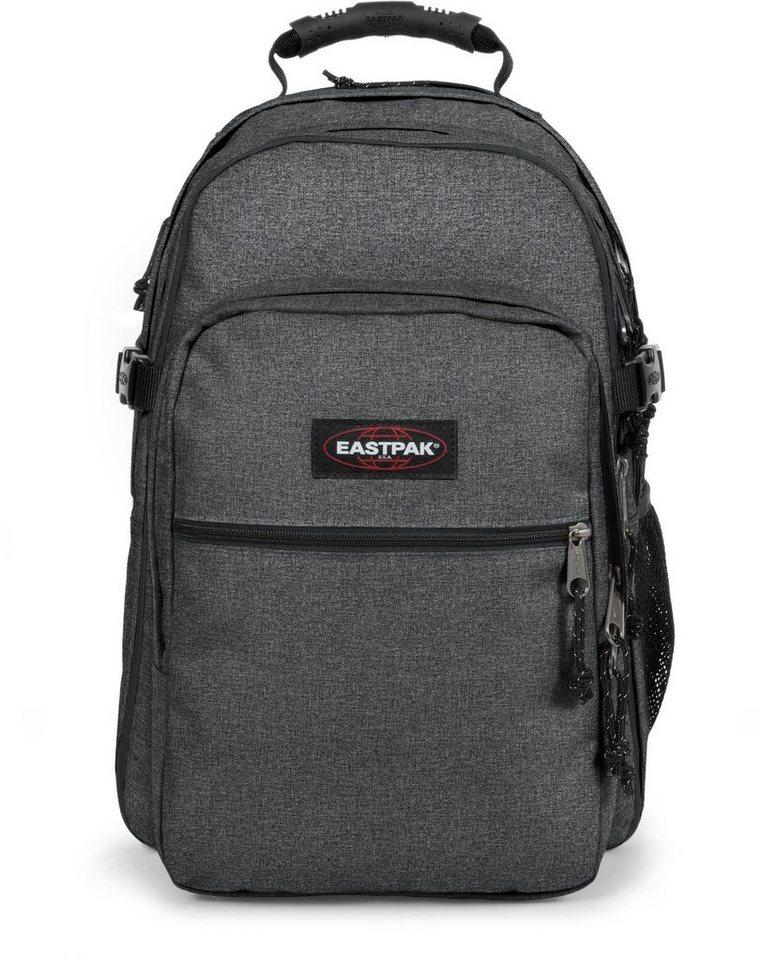 eastpak rucksack mit laptopfach tutor black denim online kaufen otto. Black Bedroom Furniture Sets. Home Design Ideas