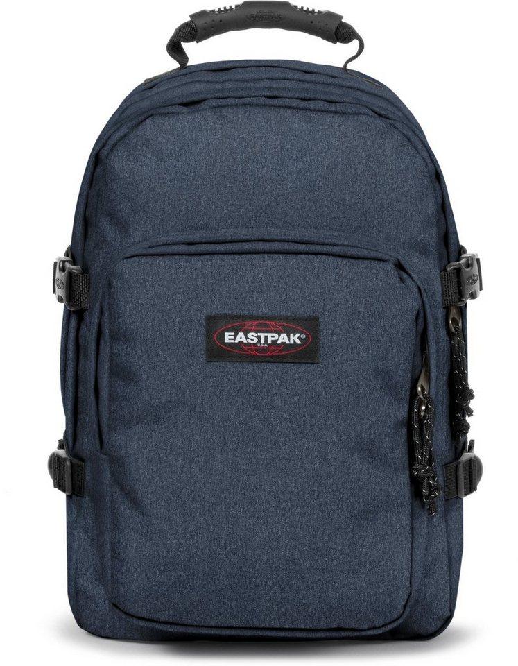 eastpak rucksack mit laptopfach provider double denim online kaufen otto