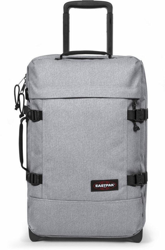 eastpak reisetasche mit 2 rollen tranverz sunday grey. Black Bedroom Furniture Sets. Home Design Ideas
