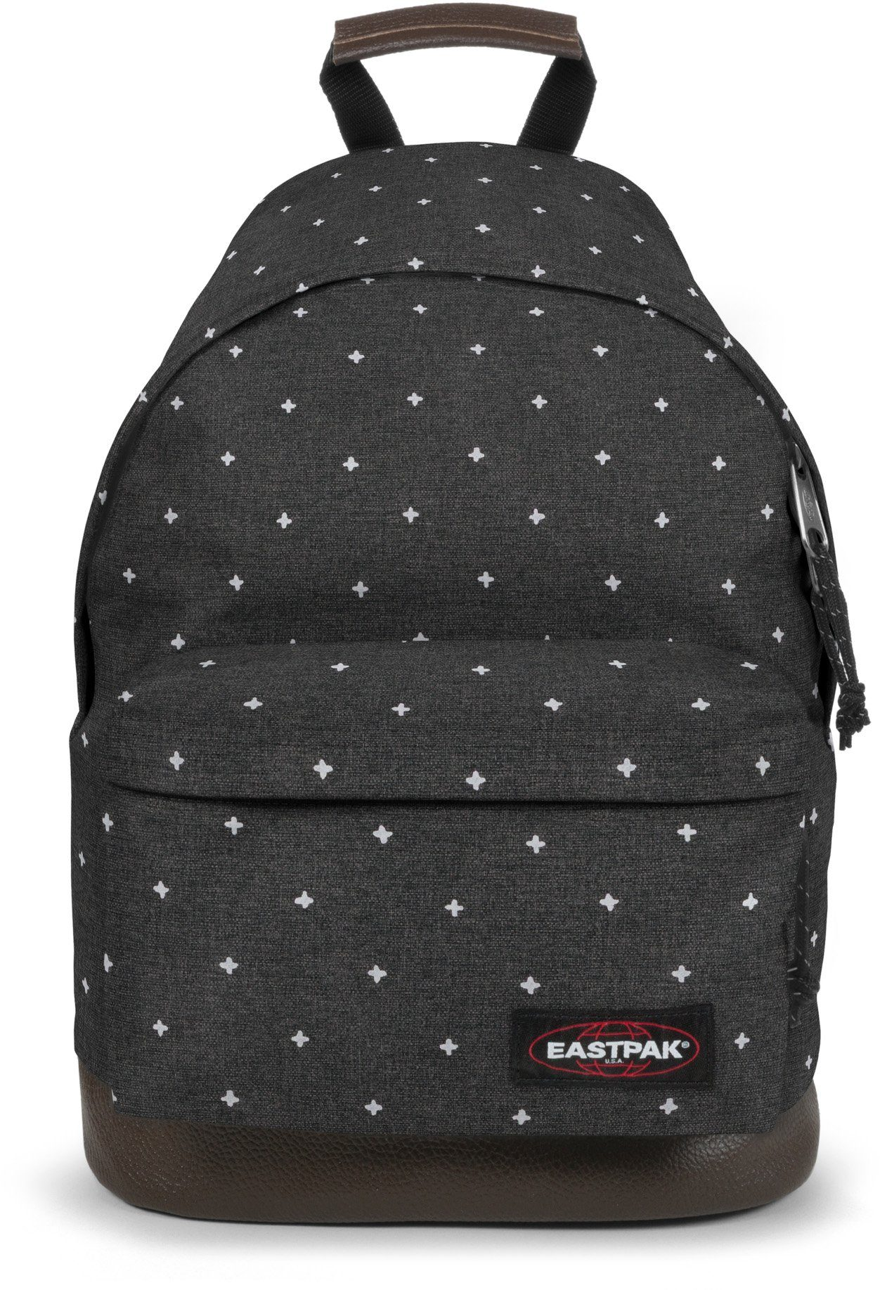 Eastpak Rucksack mit Laptopfach, »WYOMING white crosses«