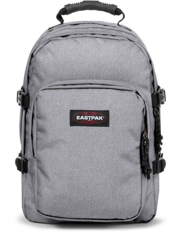 eastpak rucksack mit laptopfach provider sunday grey online kaufen otto. Black Bedroom Furniture Sets. Home Design Ideas