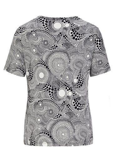 """Hajo Shirt """"Black & White"""""""
