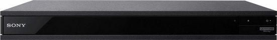 Sony »UBP-X800« Blu-ray-Player (Bluetooth, WLAN, Hi-Res Audio, Hi-Res Audio, 4k Ultra HD)
