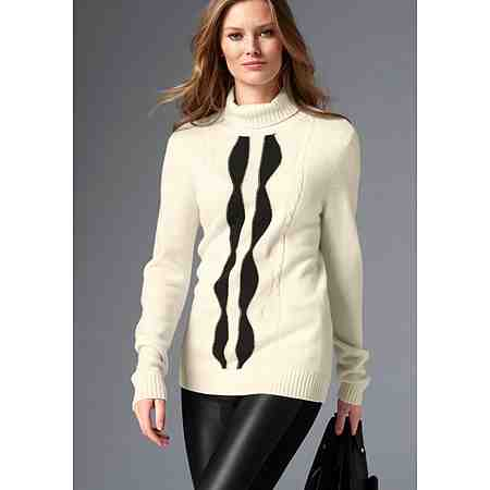 Mode: Damen: Pullover