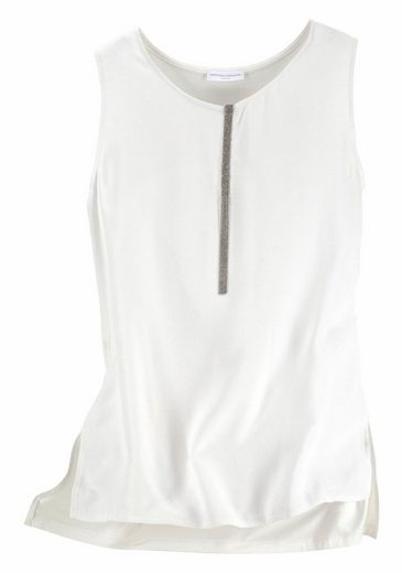 GUIDO MARIA KRETSCHMER Tanktop, Materialmix