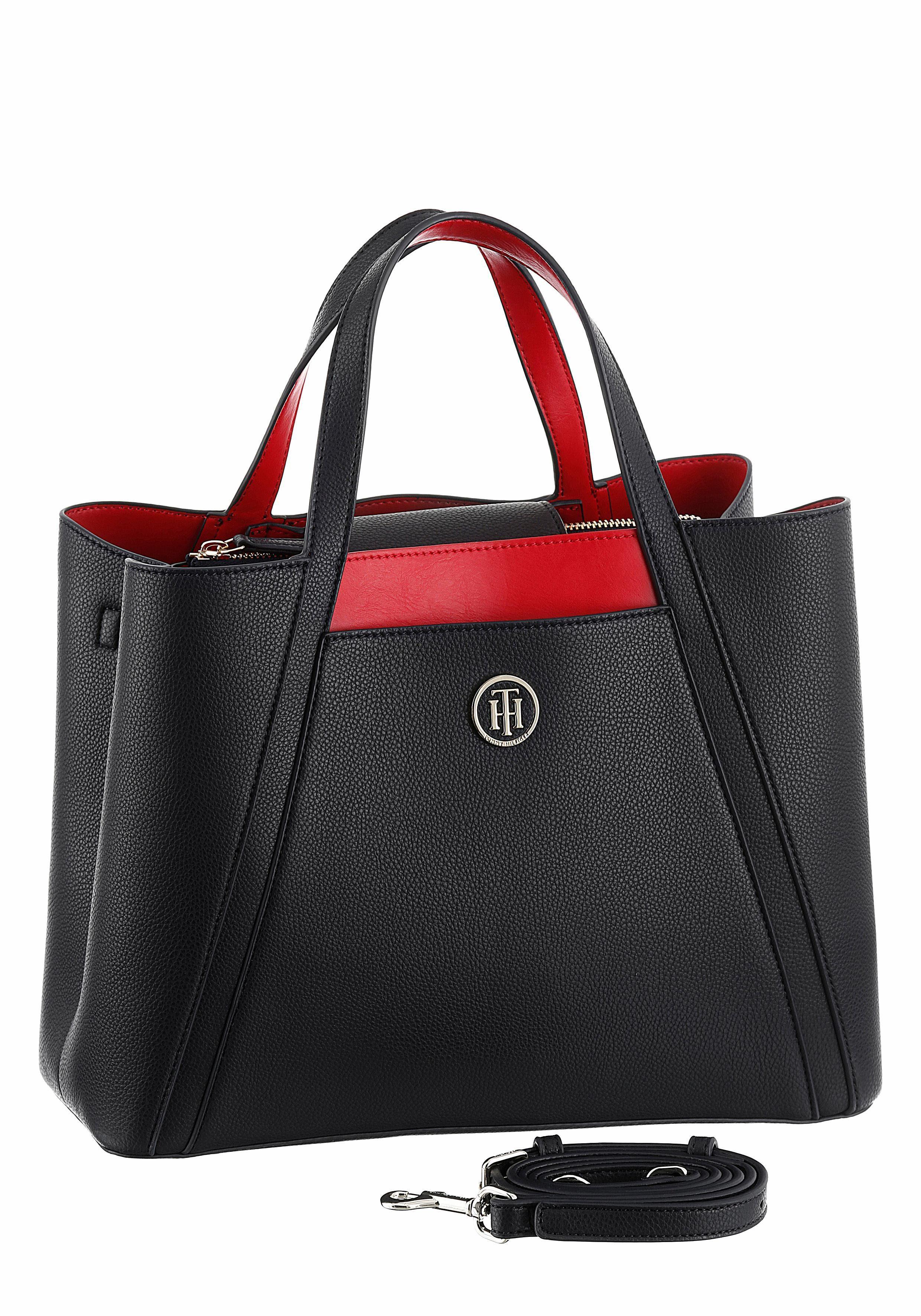 Tommy Hilfiger Shopper »BAG IN BAG MED WORK BAG CB«, mit herausnehmbarer Reißverschluss-Tasche