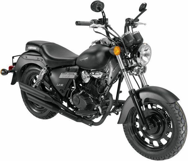 keeway motorrad 125 ccm 95 km h 10 61 ps superlight. Black Bedroom Furniture Sets. Home Design Ideas