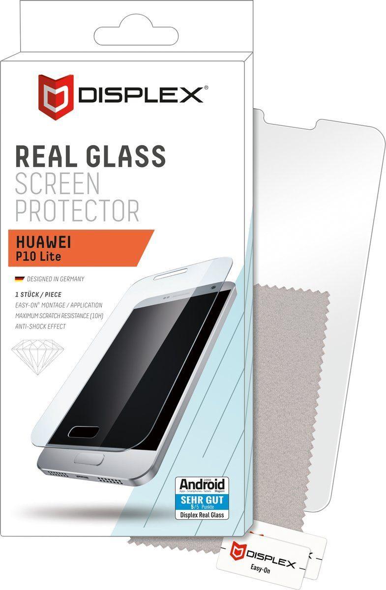 """Displex Folie »Displayschutzglas """"Easy-On"""" für Huawei P10 Lite«"""