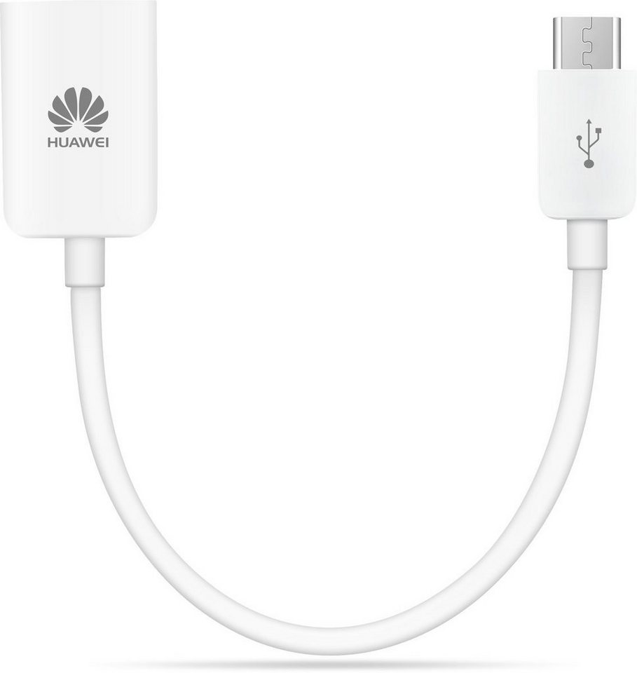 Huawei Kabel Otg On The Go Usb Auf Micro 480mbps Microusb To