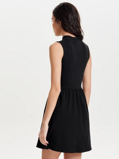 Only Choker- Kleid ohne Ärmel