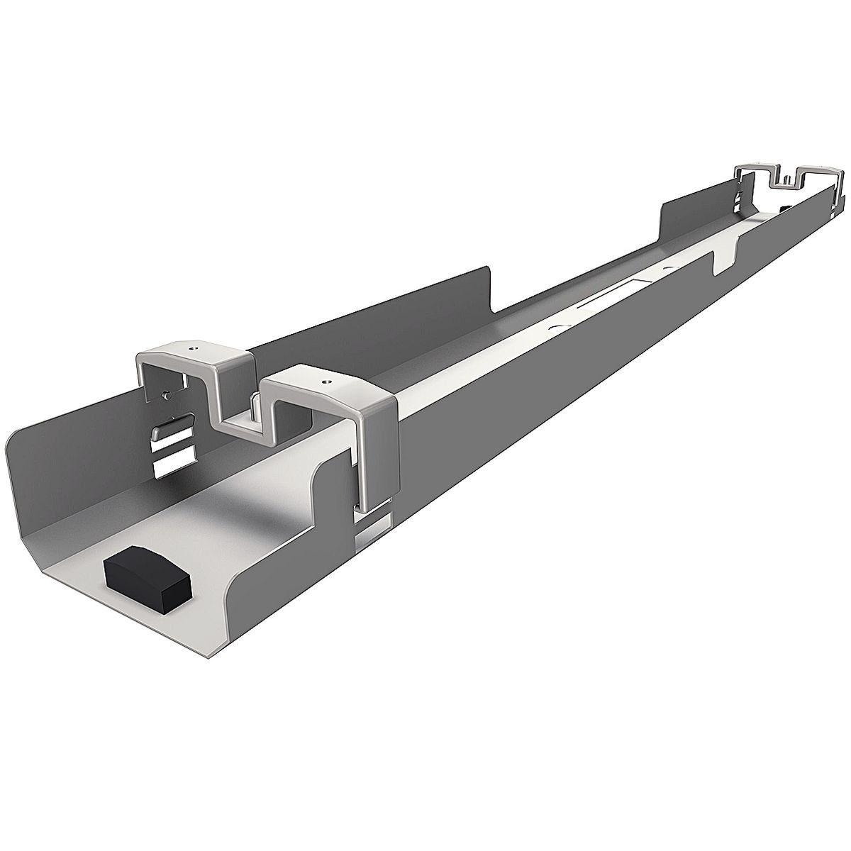 FMBUEROMOEBEL Kabelkanal 180-200 cm »Sidney«