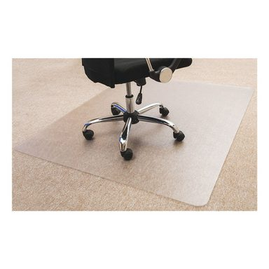 otto office budget bodenschutzmatte 120x90 cm rechteckig f r teppichboden online kaufen otto. Black Bedroom Furniture Sets. Home Design Ideas