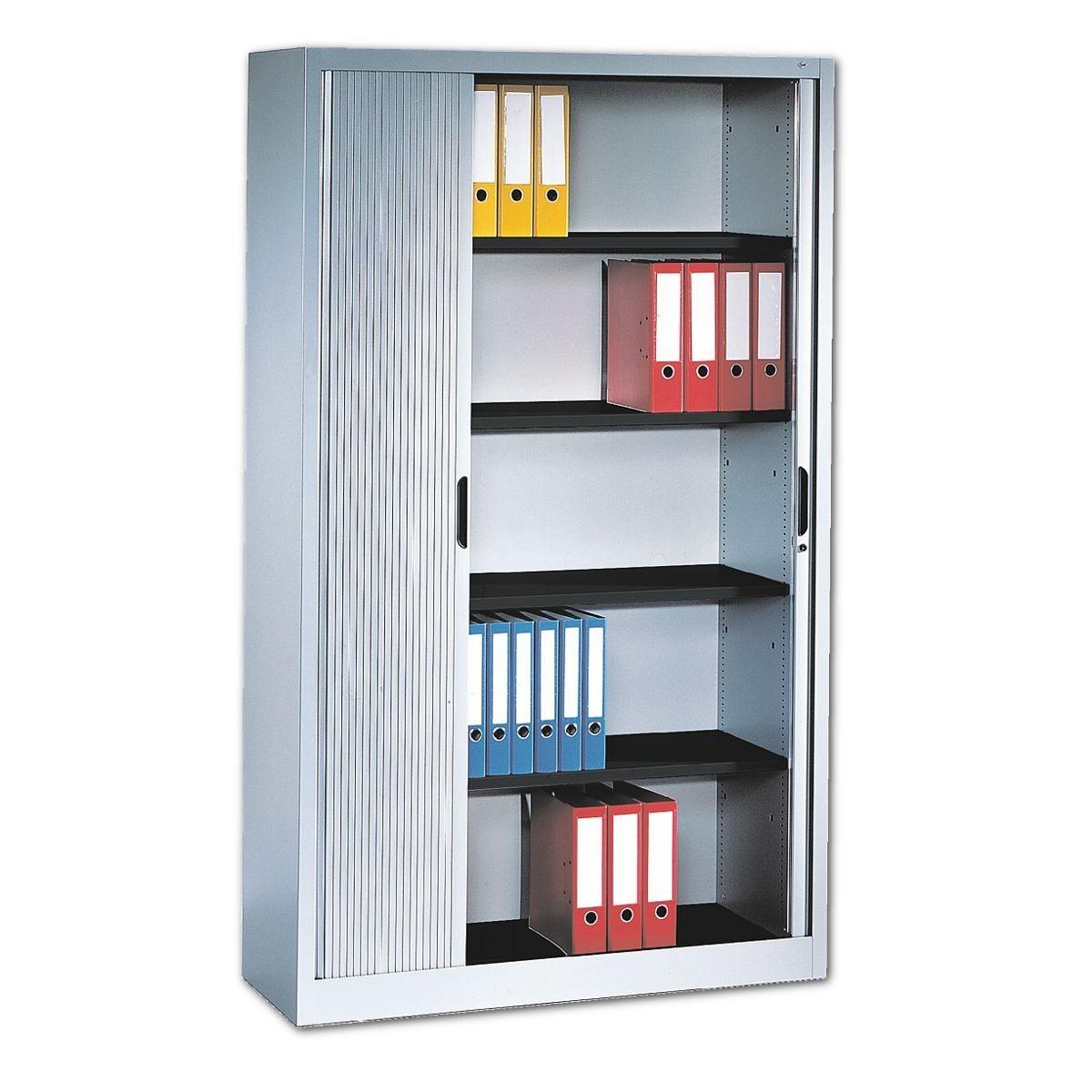 CP Stahlschrank mit Rollladen 120 x 198 cm »Omnispace«   Wohnzimmer > Schränke > Weitere Schränke   CP