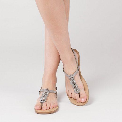 rieker Metallkid Klassische Sandalen
