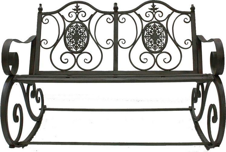 hti living schaukelbank valentine garden kaufen otto. Black Bedroom Furniture Sets. Home Design Ideas