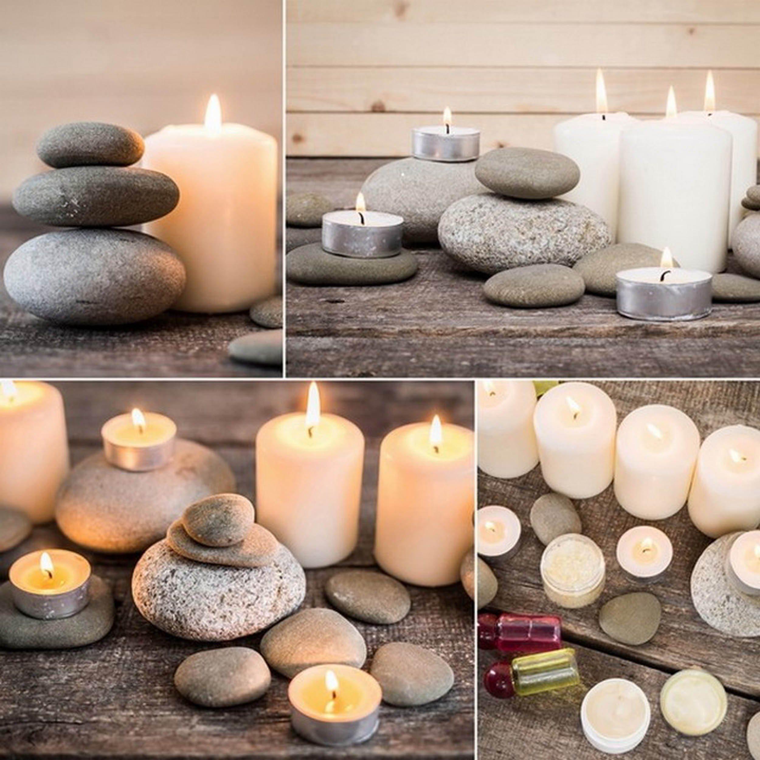 HTI-Living LED Bild »Candlelight«