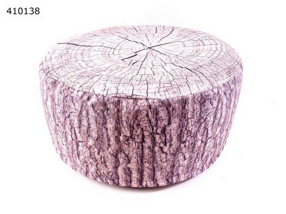 hti living sitzhocker outdoor pouf online kaufen otto. Black Bedroom Furniture Sets. Home Design Ideas