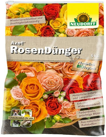 NEUDORFF Rosendünger »Azet«, 5 kg