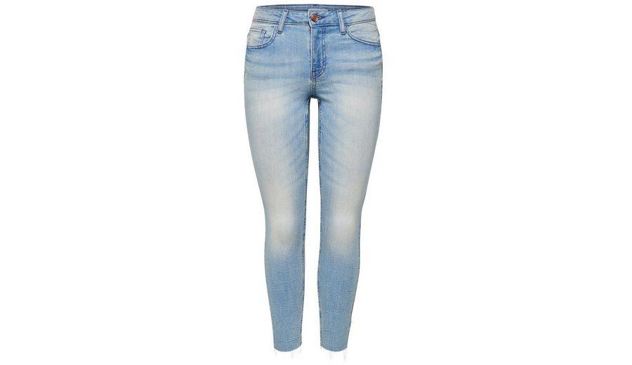 Jacqueline de Yong Low avril kurz geschnittene Skinny Fit Jeans Verkauf Finish SfJjqAuJ