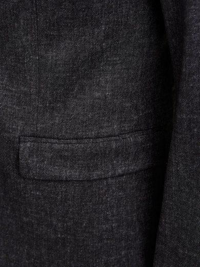 Jack & Jones Graumelierter Blazer in schmaler Passform
