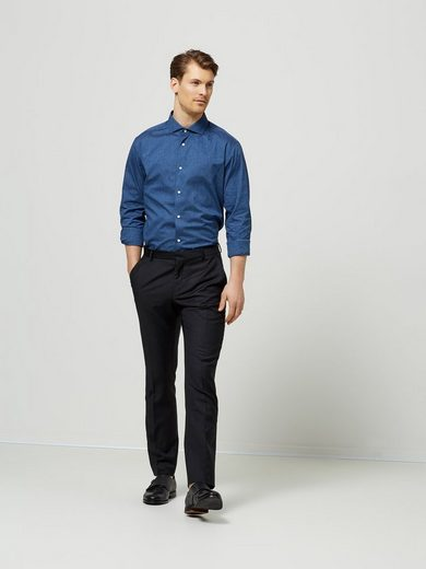 Selected Homme Cut In A Regular Fit Denim Shirt