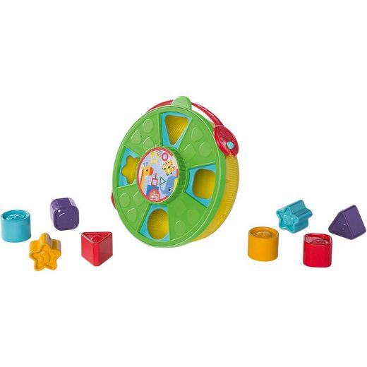 Kids II Bright Starts 4-in-1 Twist & Grow Sortierspiel