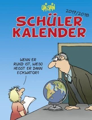 Kalender »Schülerkalender 2017/2018«