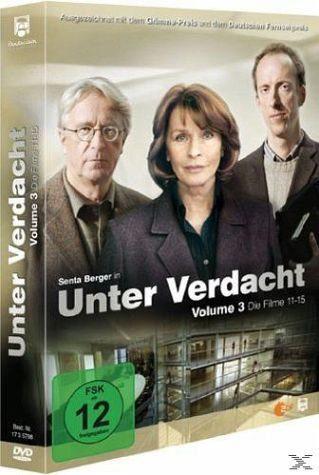 DVD »Unter Verdacht - Volume 3«