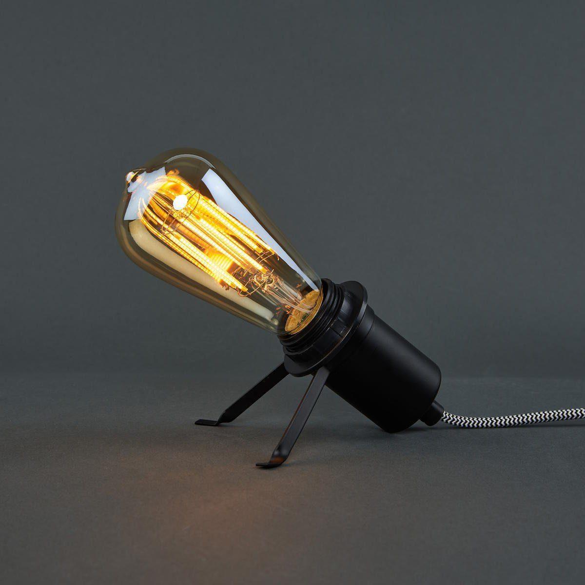 BUTLERS BRIGHT LIGHT »LED-Glühlampe ST64«
