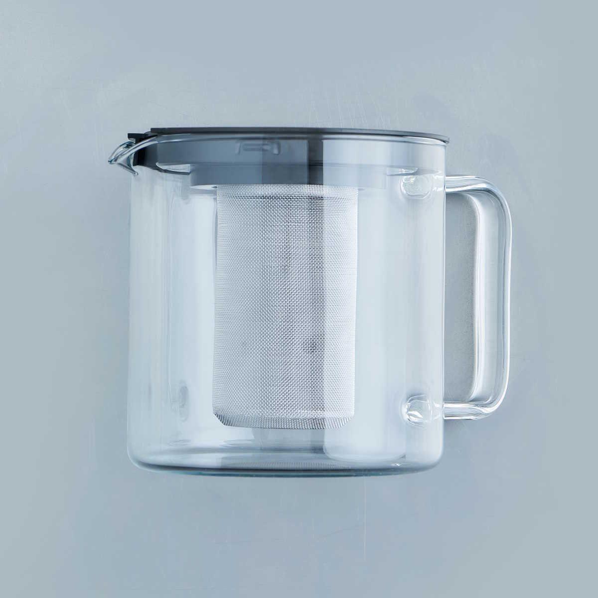 BUTLERS EARL »Teekanne mit Metallsieb«