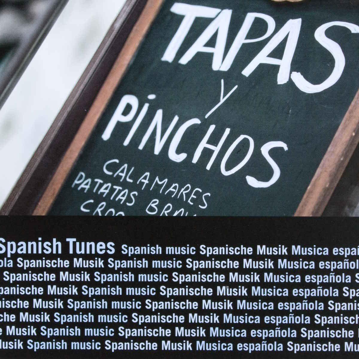 BUTLERS SPANISH TUNES CD »Spanische Musik«
