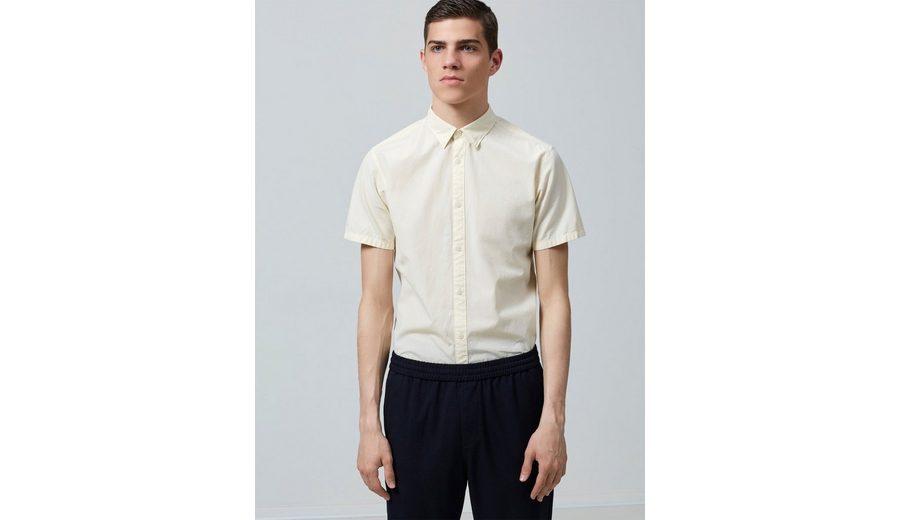 Selected Homme Slim-Fit- Kurzarmhemd Freies Verschiffen Ebay Authentisch Günstig Online Spielraum Perfekt Blick Zu Verkaufen Blättern Günstigen Preis BOZOJZt2qi