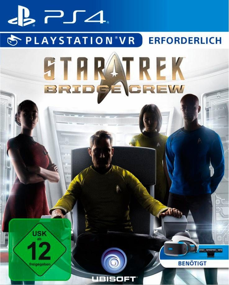 Star Trek Bridge Crew VR PlayStation 4