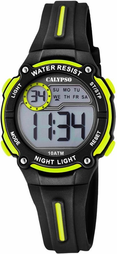 CALYPSO WATCHES Chronograph »Digital Crush, K6068/5«
